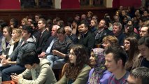 BEST DEBATE IN THE WORLD! @ University of Oxford. Mehdi Hassan about Islamic way of love, Peace, MUST WATCH