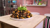 Best Superbowl Snack A FULLY LOADED Nachos CAKE! With Cinnamon tortilla chips, chocolate and icing!_1