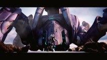 "Halo 2 Anniversary Cutscenes - ""29 - Backseat Driver"" HD (Blur Studios)"