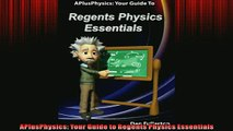 READ book  APlusPhysics Your Guide to Regents Physics Essentials  FREE BOOOK ONLINE