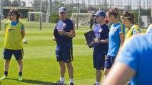 FCB Femení: Xavi Llorens i Ane Bergara, prèvia FCB-Reial Societat