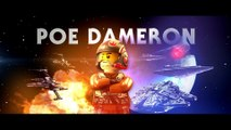 Poe Dameron Official Vignette - LEGO Star Wars: The Force Awakens (Official Trailer)