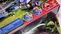 Lego Jurassic World 75917 Raptor Rampage with 75920 Raptor Escape Speed Build