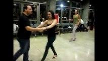 Salsa Advanced - L.A. Style - Sit & Basket (26/11/13)