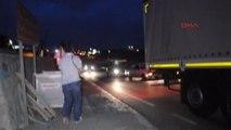 Malkara Polisi Harekete Geçiren Şüpheli Plakalı Aracın Sürücüsü Polis Çıktı