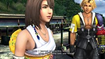 FINAL FANTASY X/X-2 HD - Tidus laugh -