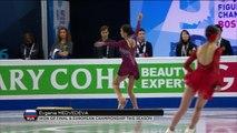 Women`s SP preview / warmup - Evgenia MEDVEDEVA / Gracie GOLD / Rika HONGO / RADIONOVA - ISU World Championships 2016