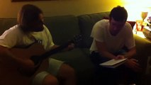 Ehrenzeller/Conolley Songwriting session Part 1