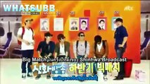 [Whatsubb Thaisub] 120915 Shinhwa Broadcast Ep 28 Preview - Guest Super Junior