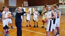 Coach Litz en Marianistas Zaragoza