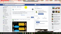 How To Change Language on Your FaceBook Account in Urdu and Hindi