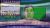 San Jose Sharks vs. St Louis Blues Pick Prediction NHL Playoffs Game 2 Odds Preview