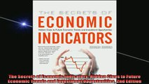 READ book  The Secrets of Economic Indicators Hidden Clues to Future Economic Trends and Investment  FREE BOOOK ONLINE