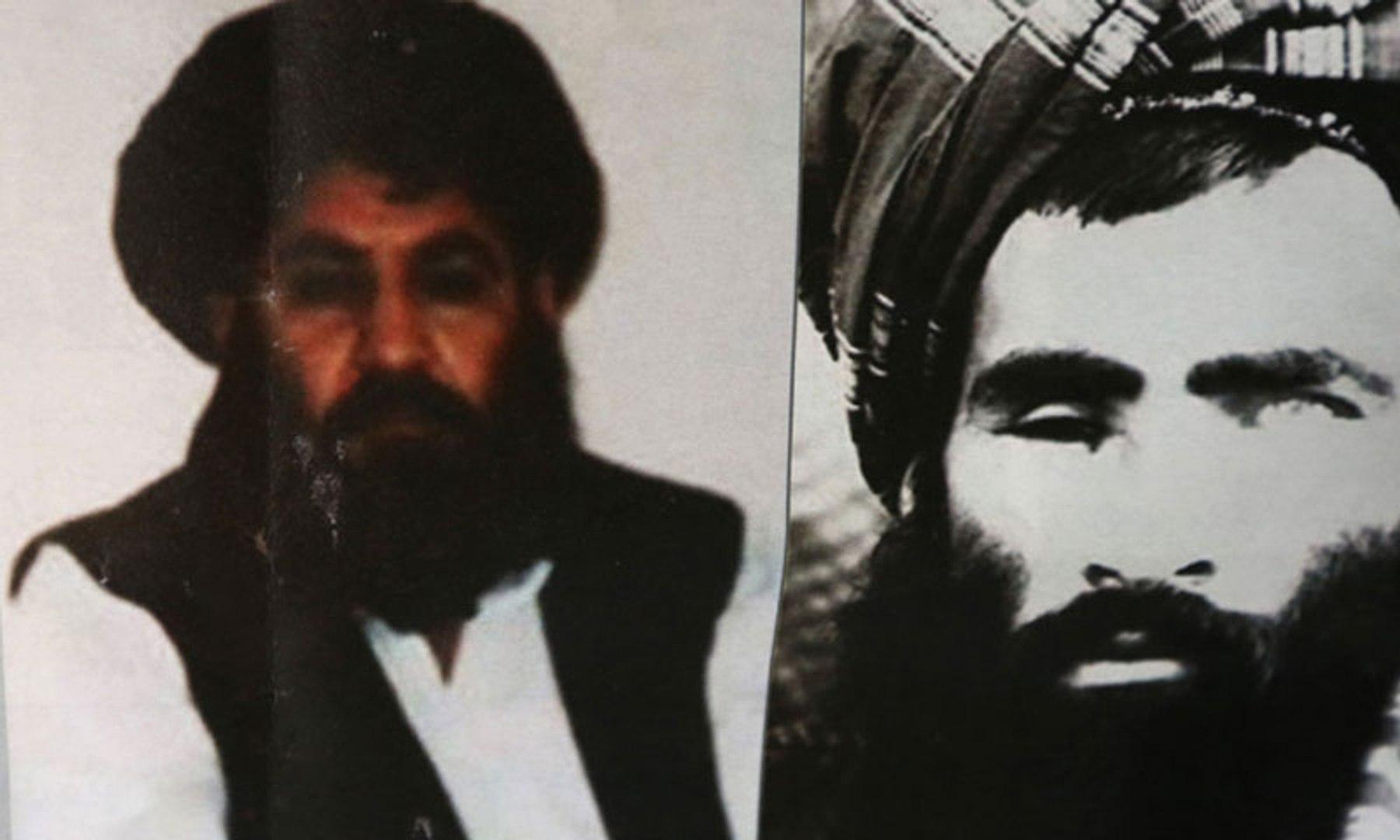 Pentagon Says U.S. Air Strike Targeted Afghan Taliban Leader