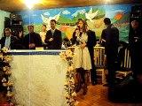Cantora Joelma - 10° aniversário da igreja união das assembléias de Deus!