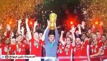 Philipp Lahm Lets Pep Guardiola Lift The German Cup!
