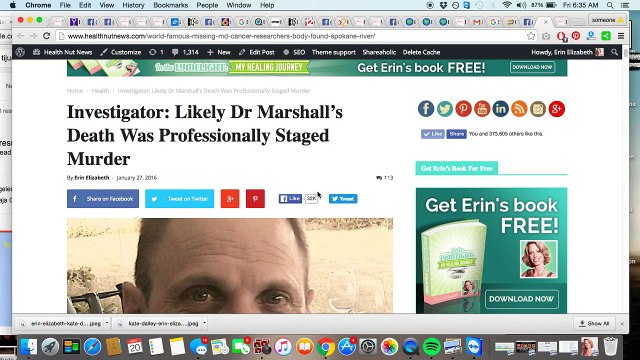 Fox News Radio Show Host Fired 1 DAY Before Having me on As Guest on Doctor Deaths!!