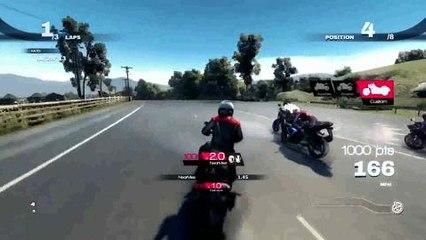 Motorcycle Club - trailer z gameplayem