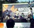 LA ILEGAL ROCK  cover LOS FABULSOS CADILLACS 28 12 08 festival en escobar