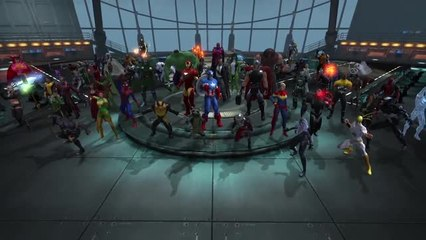 Marvel Heroes 2016, a free-to-play dungeon crawler that has you running levels as your favorite superheroes