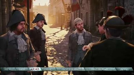Assassin's Creed: Unity - 101 Trailer
