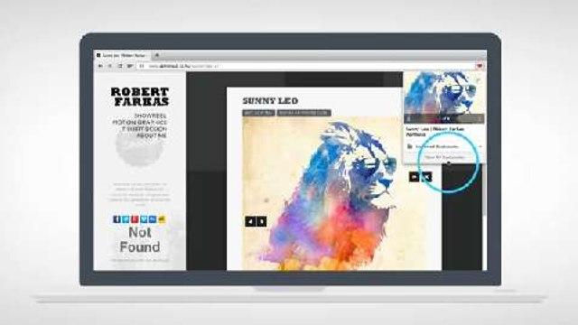 Les marque-pages visuels d'Opera