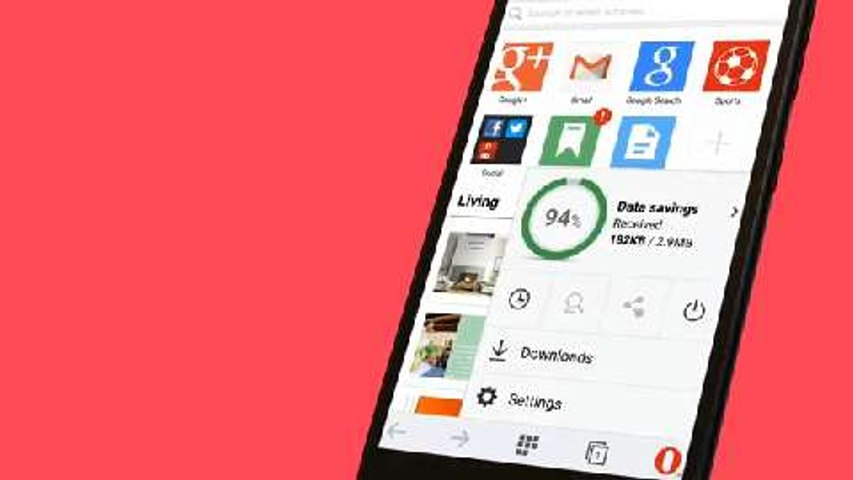 Do more with the new Opera Mini 8 for Android