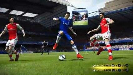 FIFA 15 - Les nouveaux gestes techniques