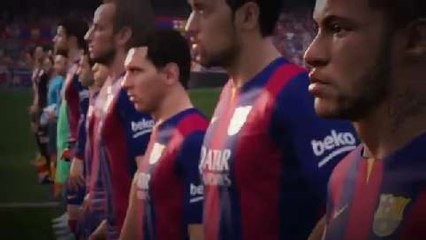FIFA 16 - Trailer con gameplay ufficiale - E3 2015