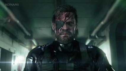 Metal Gear Solid V: The Phantom Pain: trailer