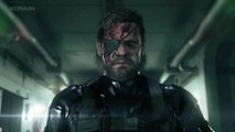 Metal Gear Solid V: The Phantom Pain: trailer