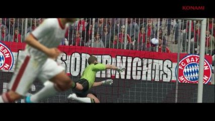 PES 2015 launch trailer