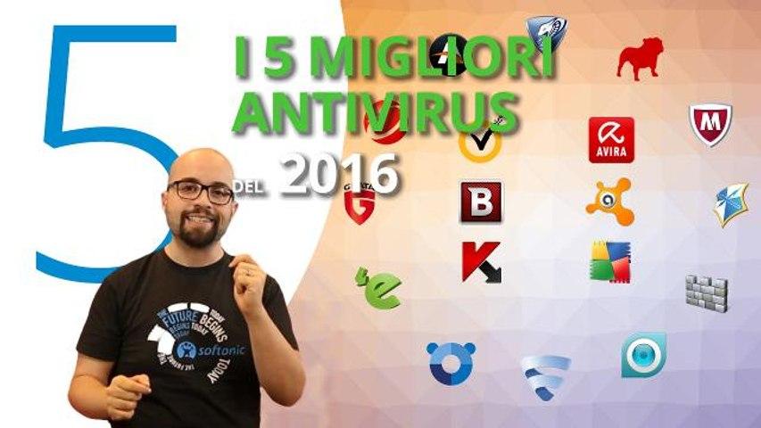 I migliori antivirus del 2016 - la comparativa antivirus di Softonic [con sottotitoli]