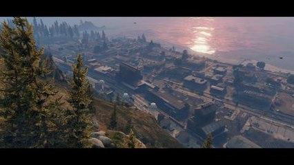 Grand Theft Auto V - 60 Frames per second PC trailer