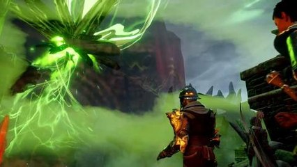 Dragon Age: Inquisition – The Hero of Thedas (officiële trailer)