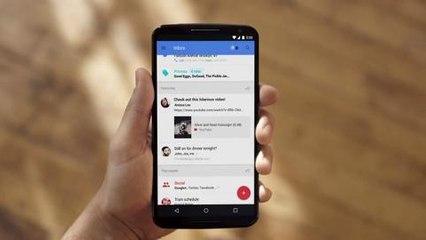 Inbox: de nieuwe e-mailapp van Google