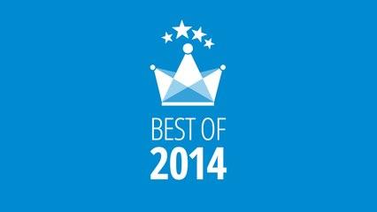 Melhores apps de 2014