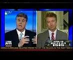 Sen  Rand Paul Appears on Fox's Hannity   September 17, 2014