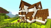 Minecraft Buildings - 23 Community Building Ideas - Road to 0.3k Subs :)