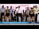 Fally IPUPA dans le Journal Afrique / TV5MONDE