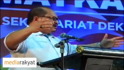 Shamsul Iskandar: Perubahan & Reformasi Hanya Akan Berlaku Apabila Najib Undur & Letak Jawatan