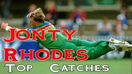Jonty Rhodes Top 6 Unbelievable Catches By Cricket World