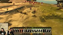 Total War: Attila - Huns Part 1 - Battle of the Utus