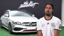 Interview with Sami Khedira AutoMotoTV Deutsch