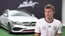 Vive La Mannschaft - EM-Kampagne 2016 - Making Of - Interview with Toni Kroos AutoMotoTV Deutsch