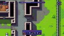 How to escape the first prison easy! ( The Escapists )