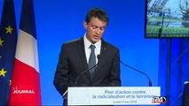 Manuel Valls en première visite officielle en Israël