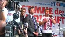 Présidentielles en Autriche: l'extrême droite aux portes du pouvoir
