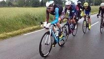 Ronde de l'Isard : L'échappée sur la 4e étape