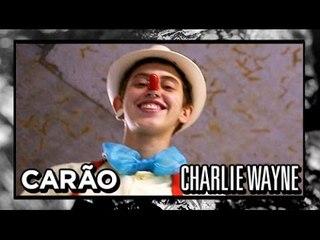 [CARÃO] Charlie Wayne - Gender is Imagination - Drag King Performance